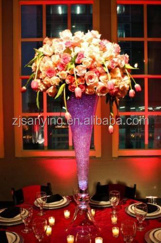 Bio Gel Ball Grow Magic Water Beads for Freshen Flowers