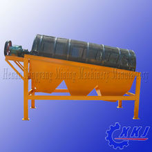 Strong recommend Mobile vibrating screen for fertilizer separating rotary vibrating screen