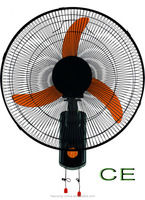 16 inch electric wall fan with remote control / ceiling fan prices chinese supplier