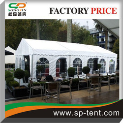 Garden festivals party marquee for sale