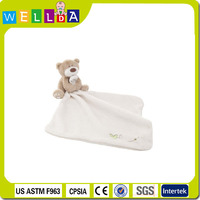 Stuffed Animal Plush Toys Baby Security Blanket