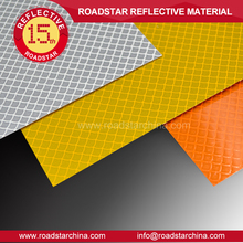 2016 Retro Glassbeads reflective sheeting film for traffic road signs