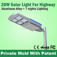 Fast Shipping Powerful Solar Led Pole Street Light