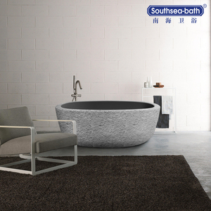 60'' natural stone bathtub for sale