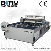Hot sale! BCAMCNC! laser cutting machine for balsa wood BCJ5013