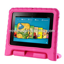 "Perfect Design for Kindle Fire HD 7"" EVA Case and Covers for Kids"