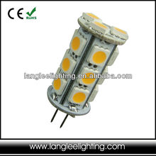 Halogen replacement LED bulb G4 fitting leds
