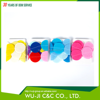 Party item color tissue paper confetti for wedding reception