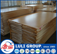 luli group plywood export for furniture with carb certificate to USA and canada