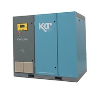 22KW direct driven variable speed screw air compressor
