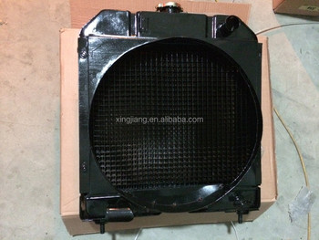 dongfeng tractor part radiator new product