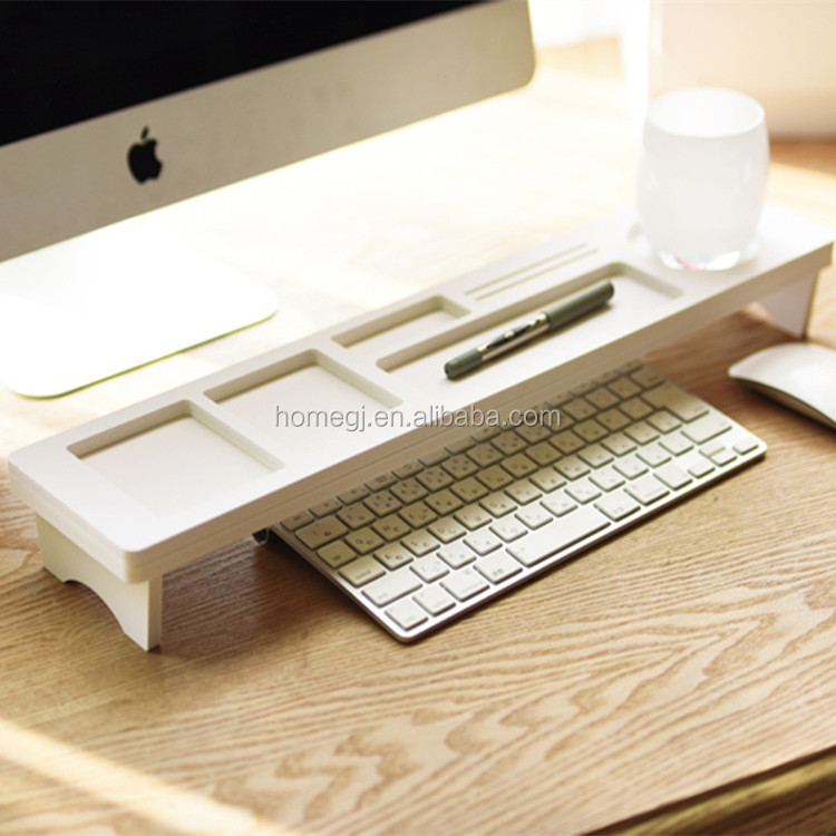 Cheap desktop computer accessory keyboard organizer