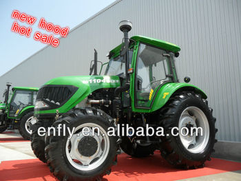 tractor 110hp 4WD, DQ1104, tractor prices, farm tractor
