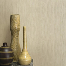 Concise Design 54 Inches Fire-retardant Fabric Backed Vinyl Wallpaper