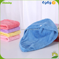 order from china direct 600GSM hair towel in yiwu