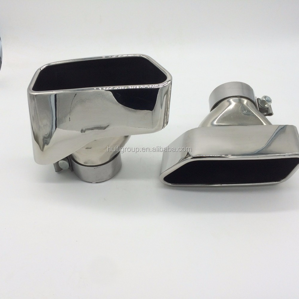 stainless steel Akrapovic exhaust system for BMW exhaust tips