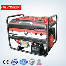 power 8kw portable silent gasoline generator factory direct sale