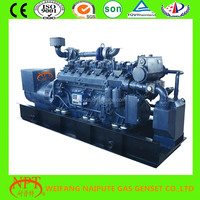 NPT patent 500kw natural gas engine