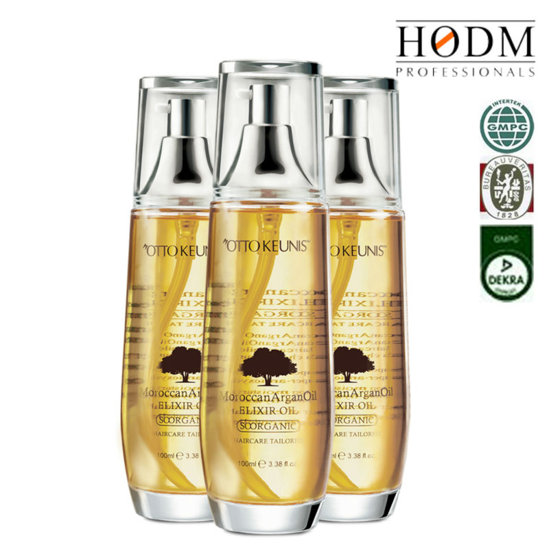 Wholesale Hair Loss Solution oil Products As Seen On TV Hair Nourishing Product argan oil