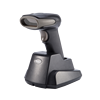 WINSON 1D CCD RF433 Wireless Barcode Scanner With Stand Large Memory For Warehouse