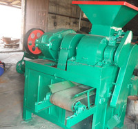 First-class quality coal dust pellet machine