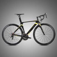 High Quality Carbon Fiber Fork Road Bicycle With 22 Speed