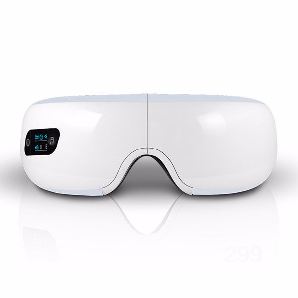 Electric Folding Air Pressure Vibration Wireless Eye Massager