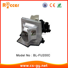 spare parts projector lamp BL-FU200C / SP.86J01G.C01 lamp shp105 bare bulb for OPTOMA SP7600