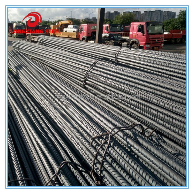 Carbon Steel Reinforcing Steel Rebar,Rebar Steel, Deformed Rebar for Construction and Concrete