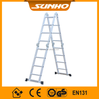 industrial aluminum step platforms