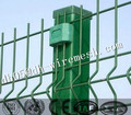 triangular bending welded wire mesh