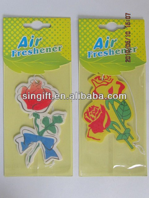 Car Wash Promotion gift automatic air freshener
