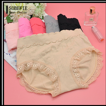 Lovely Young Girl Seamless Underwear for Panty Women Sexi Girls Cute Fancy Lace Sexy Panties Underwear Middle Waist