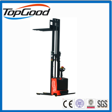 2 ton 3.2m electric pallet stacker/jack, high quality stacker, batttery operated stacker with Curtis controller