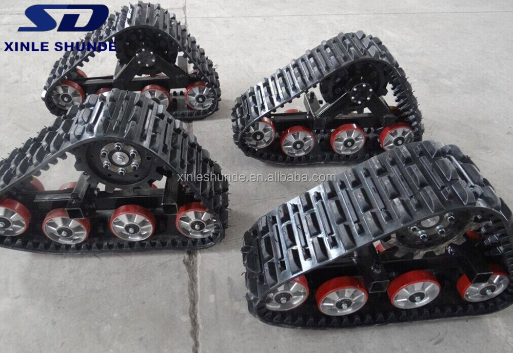 ATV UTV Rubber Track Conversion System