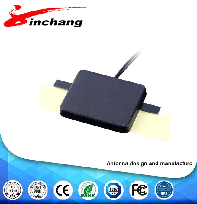(Manufactory) High quality digital 174~237MHz/1452~1492MHz car tv/radio antenna