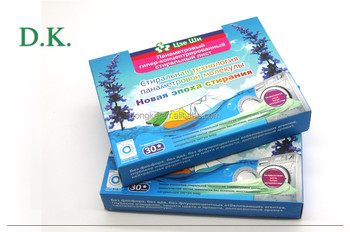 High Quality Super Eco-friendly detergent laundry tablets for washing