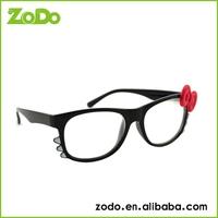 PC environmental plastic frame,0.72mm scratch resistance circular polarized lenses 3d glasses
