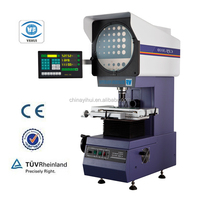 Circle Angle Measuring Image Profile Instrument Powerful Processor