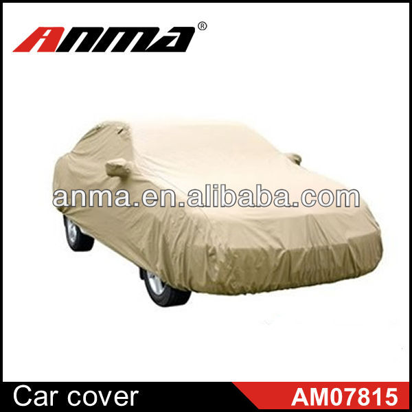 2013 UV protection nylon car covers