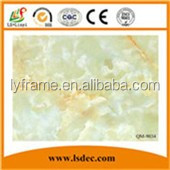 Faux Marble Plastic Textured PVC Wall Panels