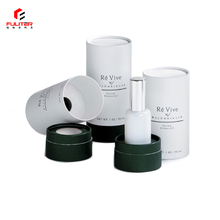 Luxury cylindrical gift box packaging for perfume