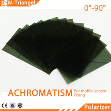 New Damaged Mobile Phone Repair Materials Original Polarizer Glue Film for LCD Lamination made in china with factory price
