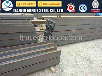 H type steel plate, ipeaa type steel in the production of various specifications in China