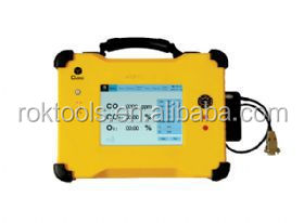 Portable Infrared Combustion Efficiency Analyzer