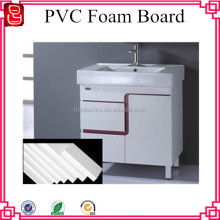 PE Film Masking 18mm PVC Foam Board For Waterproof Kitchen Cabinet