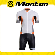 Professional design 2015 good quality breathable sublimation printing athletic/cycling jersey/sportswear set in summer