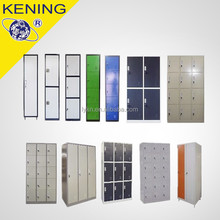 Low price metal material folding cupboards