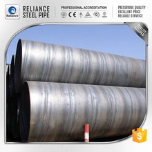 Q345 HSQW SPIRAL STEEL PIPE USED FOR DRILL PIPE