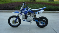 4 gear kick start 125cc dirt bike for sale LMDB-125